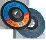 Лепестковые диск для шлифования