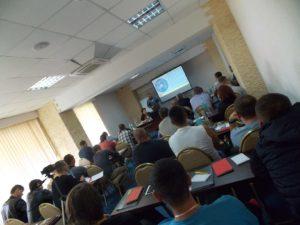 Тренинг по продажам от ТОВ Карпаты